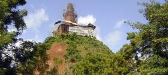Anuradhapura in (Sri Lanka)